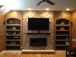 Brick Hearth Remodel Ideas, Photos, Remodel And Decor